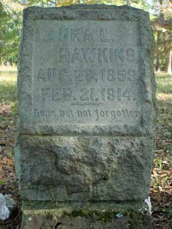 MITCHELL HAWKINS, LAURA LOUISE - Saline County, Arkansas | LAURA LOUISE MITCHELL HAWKINS - Arkansas Gravestone Photos