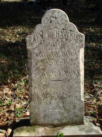 HAWKINS, RAYMOND - Saline County, Arkansas | RAYMOND HAWKINS - Arkansas Gravestone Photos