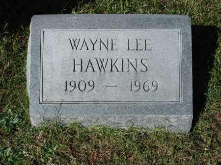 HAWKINS, WAYNE LEE - Saline County, Arkansas | WAYNE LEE HAWKINS - Arkansas Gravestone Photos