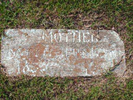 HENTHORNE, NANCY M. - Saline County, Arkansas | NANCY M. HENTHORNE - Arkansas Gravestone Photos