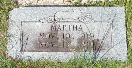 HICKS, MARTHA - Saline County, Arkansas | MARTHA HICKS - Arkansas Gravestone Photos