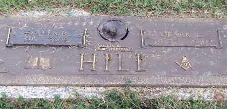 HILL, EVELYN R. - Saline County, Arkansas | EVELYN R. HILL - Arkansas Gravestone Photos