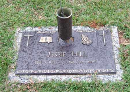 HILL, JESSIE - Saline County, Arkansas | JESSIE HILL - Arkansas Gravestone Photos