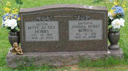 BOWEN, JOANNA - Saline County, Arkansas | JOANNA BOWEN - Arkansas Gravestone Photos