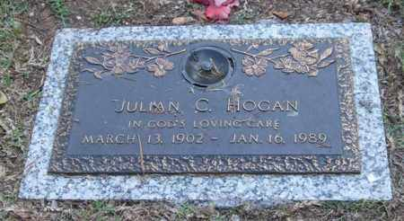 HOGAN, JULIAN C. - Saline County, Arkansas | JULIAN C. HOGAN - Arkansas Gravestone Photos