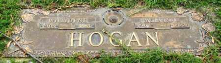HOGAN, WILLIDENE - Saline County, Arkansas | WILLIDENE HOGAN - Arkansas Gravestone Photos