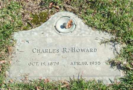 HOWARD, CHARLES R. - Saline County, Arkansas | CHARLES R. HOWARD - Arkansas Gravestone Photos