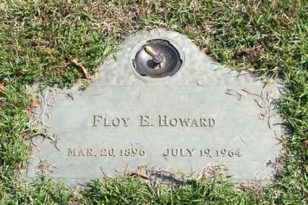 HOWARD, FLOY E. - Saline County, Arkansas | FLOY E. HOWARD - Arkansas Gravestone Photos