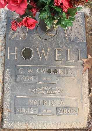 HOWELL, PATRICA - Saline County, Arkansas | PATRICA HOWELL - Arkansas Gravestone Photos