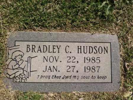HUDSON, BRADLEY C. - Saline County, Arkansas | BRADLEY C. HUDSON - Arkansas Gravestone Photos