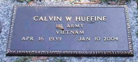 HUFFINE (VETERAN VIET), CALVIN W - Saline County, Arkansas | CALVIN W HUFFINE (VETERAN VIET) - Arkansas Gravestone Photos