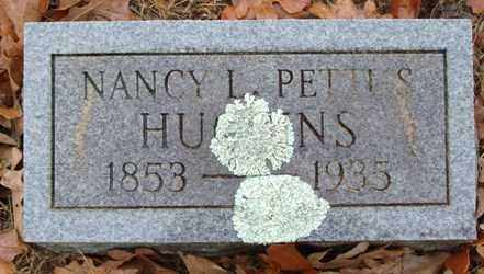 PETTUS HUGGINS, NANCY L - Saline County, Arkansas | NANCY L PETTUS HUGGINS - Arkansas Gravestone Photos