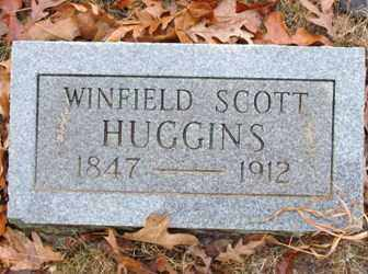 HUGGINS, WINFIELD SCOTT - Saline County, Arkansas | WINFIELD SCOTT HUGGINS - Arkansas Gravestone Photos
