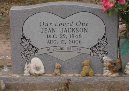 JACKSON, JEAN - Saline County, Arkansas | JEAN JACKSON - Arkansas Gravestone Photos
