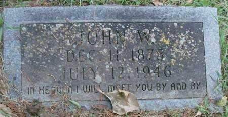 JACKSON, JOHN - Saline County, Arkansas | JOHN JACKSON - Arkansas Gravestone Photos