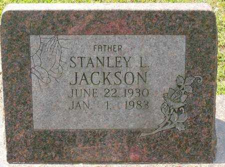 JACKSON, STANLEY L - Saline County, Arkansas | STANLEY L JACKSON - Arkansas Gravestone Photos