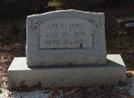 JAMES, ALTA ELIZABETH - Saline County, Arkansas | ALTA ELIZABETH JAMES - Arkansas Gravestone Photos
