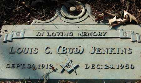 JENKINS, LOUIS C. (BUD) - Saline County, Arkansas | LOUIS C. (BUD) JENKINS - Arkansas Gravestone Photos