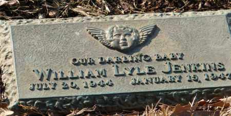 JENKINS, WILLIAM LYLE - Saline County, Arkansas | WILLIAM LYLE JENKINS - Arkansas Gravestone Photos