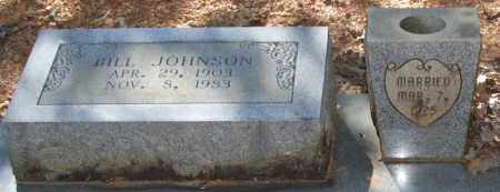 JOHNSON, BILL - Saline County, Arkansas | BILL JOHNSON - Arkansas Gravestone Photos