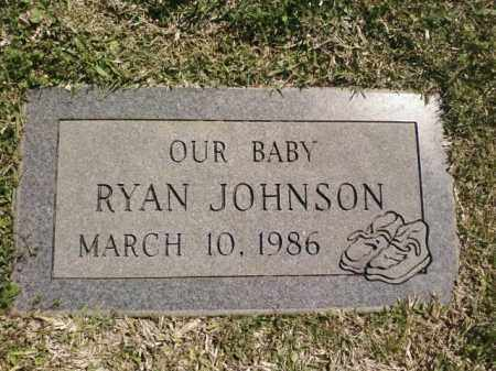 JOHNSON, RYAN - Saline County, Arkansas | RYAN JOHNSON - Arkansas Gravestone Photos
