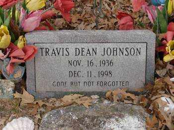JOHNSON, TRAVIS DEAN - Saline County, Arkansas | TRAVIS DEAN JOHNSON - Arkansas Gravestone Photos
