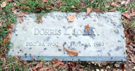 JOLLY, DORRIS L. - Saline County, Arkansas | DORRIS L. JOLLY - Arkansas Gravestone Photos