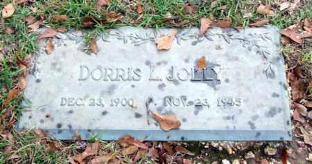 JOLLY, DORRIS L. - Saline County, Arkansas | DORRIS L. JOLLY - Arkansas Gravestone Photos