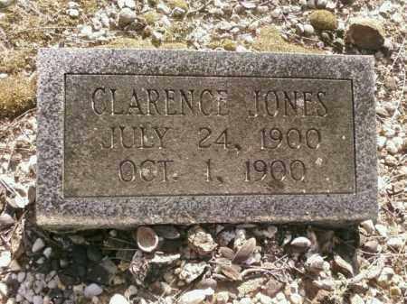 JONES, CLARENCE - Saline County, Arkansas | CLARENCE JONES - Arkansas Gravestone Photos