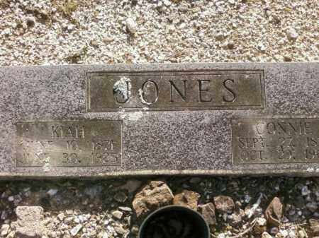JONES, KIAH - Saline County, Arkansas | KIAH JONES - Arkansas Gravestone Photos