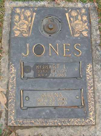 JONES, ROBERT L. - Saline County, Arkansas | ROBERT L. JONES - Arkansas Gravestone Photos