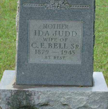 JUDD, IDA - Saline County, Arkansas | IDA JUDD - Arkansas Gravestone Photos
