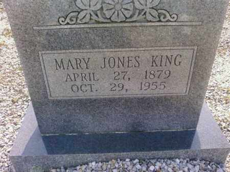 KING, MARY - Saline County, Arkansas | MARY KING - Arkansas Gravestone Photos