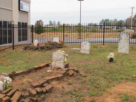 * KIRKPATRICK CEMETERY, OVERVIEW - Saline County, Arkansas   OVERVIEW * KIRKPATRICK CEMETERY - Arkansas Gravestone Photos