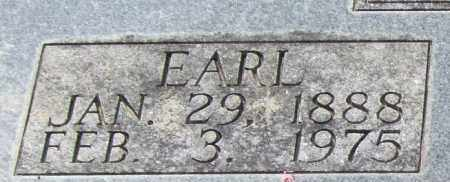LANDRUM, EARL (CLOSEUP) - Saline County, Arkansas | EARL (CLOSEUP) LANDRUM - Arkansas Gravestone Photos