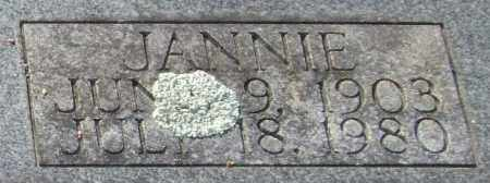 LANDRUM, JANNIE (CLOSEUP) - Saline County, Arkansas | JANNIE (CLOSEUP) LANDRUM - Arkansas Gravestone Photos