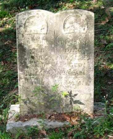 LANE, J. B. - Saline County, Arkansas | J. B. LANE - Arkansas Gravestone Photos