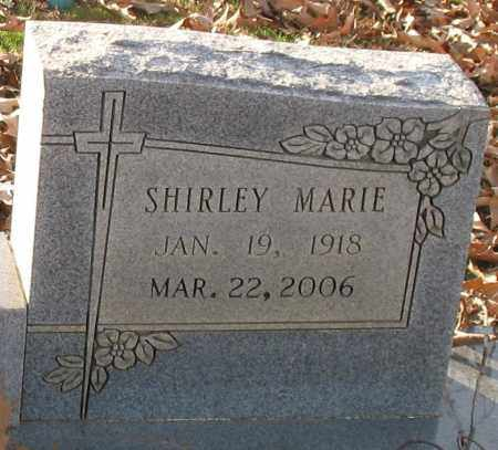 WILSON LANGLEY, SHIRLEY MARIE (CLOSEUP) - Saline County, Arkansas | SHIRLEY MARIE (CLOSEUP) WILSON LANGLEY - Arkansas Gravestone Photos