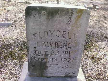 LAWRENCE, FLOYDELL - Saline County, Arkansas | FLOYDELL LAWRENCE - Arkansas Gravestone Photos