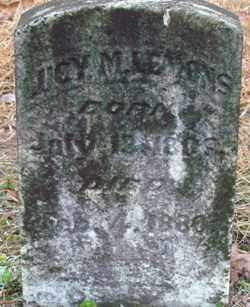 LEMONS, LUCY M. - Saline County, Arkansas | LUCY M. LEMONS - Arkansas Gravestone Photos