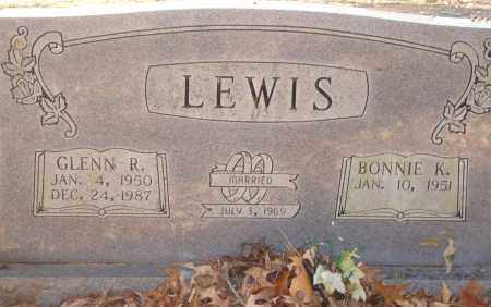 LEWIS, GLENN R - Saline County, Arkansas | GLENN R LEWIS - Arkansas Gravestone Photos