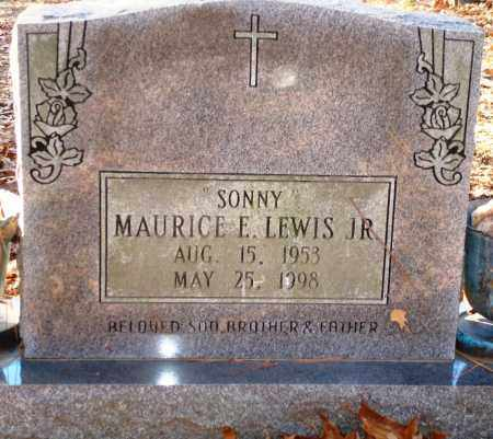 "LEWIS, JR, MAURICE E ""SONNY"" - Saline County, Arkansas 
