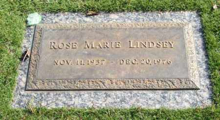 LINDSEY, ROSE MARIE - Saline County, Arkansas | ROSE MARIE LINDSEY - Arkansas Gravestone Photos