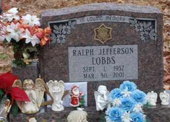 LOBBS, RALPH JEFFERSON - Saline County, Arkansas | RALPH JEFFERSON LOBBS - Arkansas Gravestone Photos