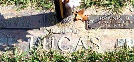 LUCAS, LOIS G. - Saline County, Arkansas | LOIS G. LUCAS - Arkansas Gravestone Photos