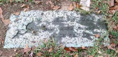 MACOMBER, MYRTIE E. - Saline County, Arkansas | MYRTIE E. MACOMBER - Arkansas Gravestone Photos