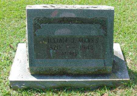 MARKS, WILLIAM J - Saline County, Arkansas | WILLIAM J MARKS - Arkansas Gravestone Photos
