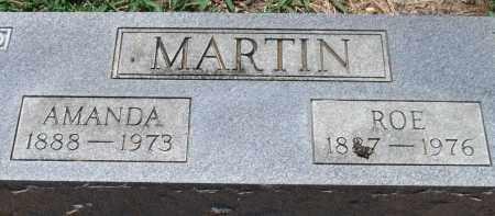 "MARTIN, A. MONROE ""ROE"" - Saline County, Arkansas | A. MONROE ""ROE"" MARTIN - Arkansas Gravestone Photos"