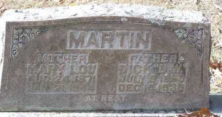 MARTIN, MARY LOU - Saline County, Arkansas | MARY LOU MARTIN - Arkansas Gravestone Photos