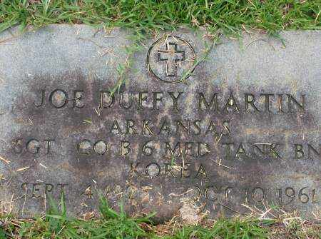 MARTIN  (VETERAN KOR), JOE - Saline County, Arkansas | JOE MARTIN  (VETERAN KOR) - Arkansas Gravestone Photos